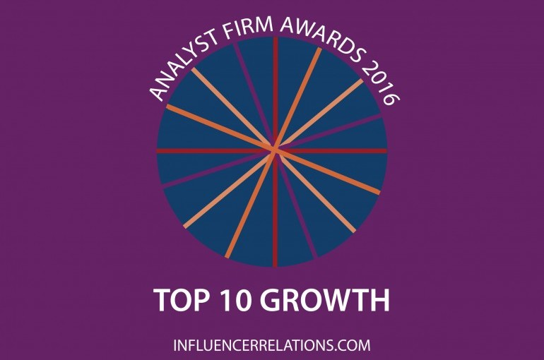10 analyst firms driving business growth in 2016